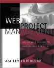 обложка и ссылка на книгу Web Project Management: Delivering Successful Commercial Web Sites